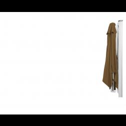 P7 Wandschirm Taupe (250*250)
