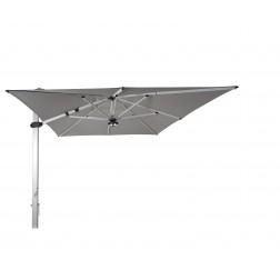 Palestro Pro Ampelschirm Platinum Grau (300*400cm)