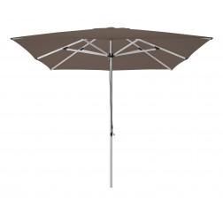 Patio Pro Schirm Taupe (300*300cm)