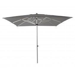 Presto parasol 330*330cm. antraciet