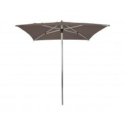 Sublimo Schirm Taupe (200*200 cm)